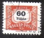 Sellos de Europa - Hungría -  Postage Due