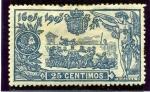 Sellos del Mundo : Europa : España : III Centenario de la publicación de