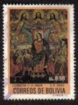 Sellos del Mundo : America : Bolivia : Coronación de La Virgen