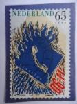 Sellos de Europa - Holanda -  Alarmn Nummer 06-11