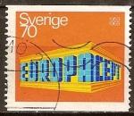 Sellos del Mundo : Europa : Suecia : Europa-C.E.P.T.
