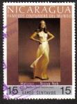 Sellos de America - Nicaragua -  Famosos Couturiers del Mundo