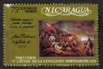 Sellos del Mundo : America : Nicaragua : Preludios y Causas de la Revolución Norteamericana