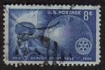 Sellos del Mundo : America : Estados_Unidos : Rotary International 1905-1955