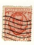 Sellos del Mundo : Europa : Italia : Victorío Emanuel III