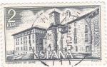 Sellos de Europa - España -  MONASTERIO DE.LEYRE   (6)