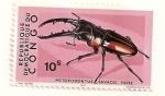 Sellos de Africa - República Democrática del Congo -  Escarabajo