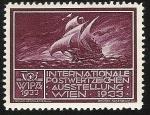 Sellos de Europa - Austria -  Wipa 1933 / Velero