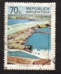 Sellos del Mundo : America : Argentina : Complejo Hidroeléctrico el Chocan