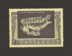 Sellos de Europa - Rusia -  Tesoros del Hermitage