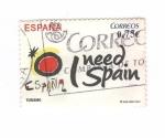 Sellos del Mundo : Europa : España : Edifil 4771.Turismo.I need Spain