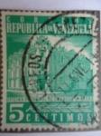 Sellos de America - Venezuela -  Oficina Principal de Correos - Caracas