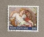 Sellos del Mundo : Europa : Vaticano : Capilla sixtina