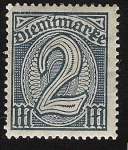 Sellos del Mundo : Europa : Alemania :  Official Stamps