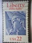 Sellos de Asia - Estados Unidos -  Statue of Liberty - 100th Anniversary Statue of Liberty 1886-1986