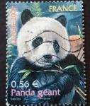 Sellos del Mundo : Europa : Francia : Panda Gigante