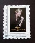 Sellos del Mundo : Europa : Francia : Johnny Hallyday