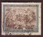Sellos del Mundo : America : Chile : Sesquicentenario de la batalla de Rancagua