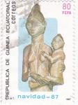 Sellos de Africa - Guinea Ecuatorial -  NAVIDAD- 87