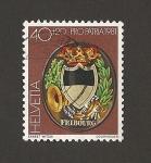 Sellos de Europa - Suiza -  Pro Patria 1981