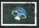 Sellos del Mundo : Asia : Azerbaiyán : Orchistoma Pileus