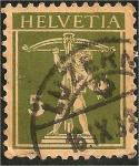 Sellos del Mundo : Europa : Suiza : timbre, stamps,  helvetia, switzerland.rare