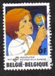Sellos del Mundo : Europa : Bélgica : Youthphilately 81