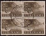 Sellos del Mundo : America : Surinam : SG 407