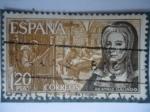 Sellos de Europa - España -  ED. 1864 - Personajes Españoles - Beatriz Galindo.