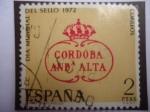 Sellos de Europa - España -  Día Mundial del Sello - Marca Refilatélica.