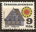 Sellos de Europa - Checoslovaquia -  Čechy - Turnovsko.