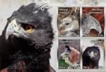 Sellos de America - Perú -  Aguilas del Perú