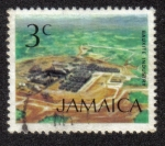 Sellos del Mundo : America : Jamaica : Bauxite Industry