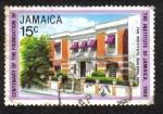 Sellos del Mundo : America : Jamaica : Centenary 0f The Fundation of the Institute of Jamaica 1980