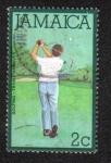 Sellos del Mundo : America : Jamaica : Golfing - Tryall Hanover
