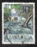 Sellos del Mundo : America : Jamaica : Dunn's River Falls, Ocho Rios