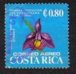 Sellos del Mundo : America : Costa_Rica : Primera Exposición Centro Americana de Orquideas