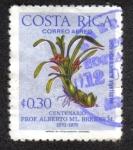 Sellos del Mundo : America : Costa_Rica : Centenario Prof. Alberto ML. Brenes M  1870-1970