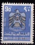 Sellos del Mundo : Asia : Emiratos_Árabes_Unidos :  Escudo