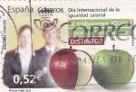 Sellos del Mundo : Europa : España : DÍA INTERNACIONAL DE LA IGUALDAD SALARIAL (14)
