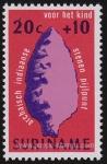 Sellos del Mundo : America : Surinam : SG 798