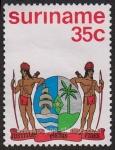 Sellos del Mundo : America : Surinam : SG 815