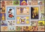 Sellos del Mundo : Oceania : Vanuatu : SG MS326
