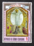 Sellos de Africa - Guinea Ecuatorial -  Pascua 74