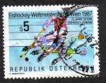 Sellos del Mundo : Europa : Austria : Playing scene