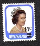 Sellos del Mundo : Oceania : Nueva_Zelanda : Queen Elizabeth II
