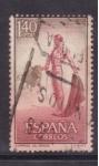 Sellos de Europa - España -  Fiesta Nacional- tauromaquia