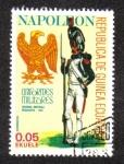 Sellos del Mundo : Africa : Guinea_Ecuatorial : Uniformes