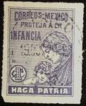 Sellos del Mundo : America : México : Haga Patria Protección a la Infancia