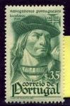 Sellos del Mundo : Europa : Portugal : En honor a los navegantes. Bartolomé Diaz